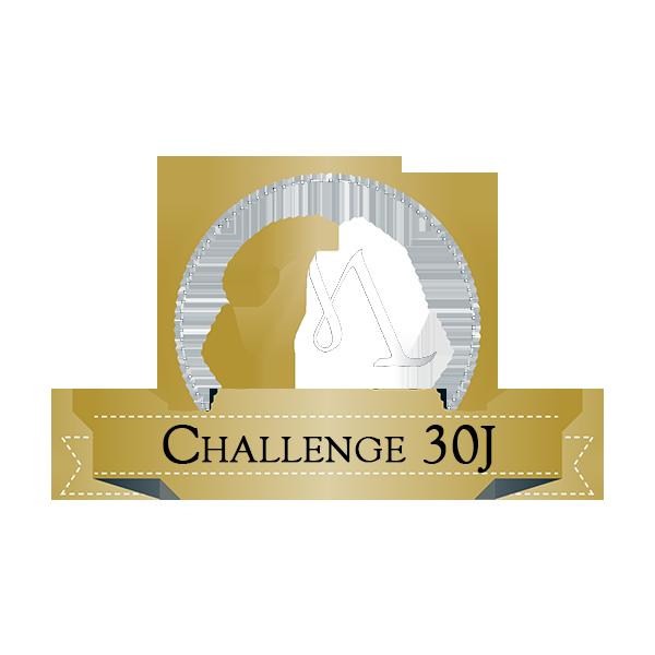 Pack Challenge 30J